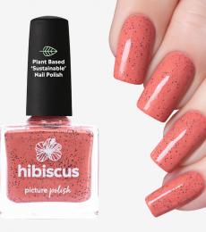 Picture Polish - Hibiscus Nail Polish