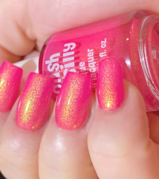 Polish Me Silly - Glow Pop Shimmer Collection - Lollipop Glow