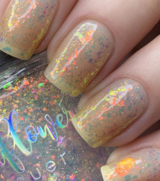 Wildflower Lacquer - For The Birds Collection - For the Halibut 2.0