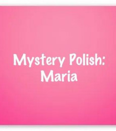 Kathleen& Co Polish - Mystery Polish - Maria