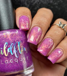 Wildflower Lacquer -  Candied Koi Collection - Shake that Laffy Taffy