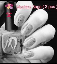 Nailland Exclusive- Mystery Polish - Mystery Bag- 3 pcs