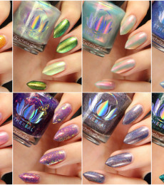 Ethereal Lacquer - In The Name of The Moon Full Collection