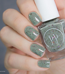 Painted Polish Don't Stop Be-leafing