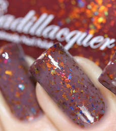 Cadillacquer Exclusive Shade - Pinot Rose
