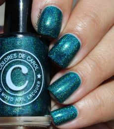 Colores de Carol Nailpolish Malachite