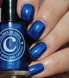 Colores de Carol Nailpolish Intense sapphire