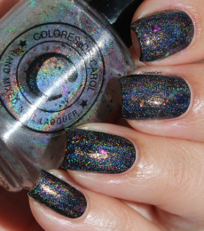 Colores de Carol Nailpolish Camellia