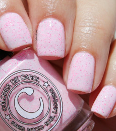 Colores de Carol Nailpolish Pretty in Pink
