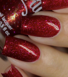 Starrily Nailpolish- Infrared By Kelli Marissa