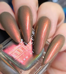 Kathleen& Co Polish - Creatures Of The Night  & Halloween  Collection -Jersey Devil