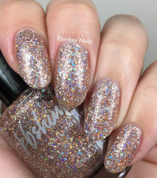 KBShimmer- The Love At Frost Sight Collection- Celebrate Good Shine Nail Polish