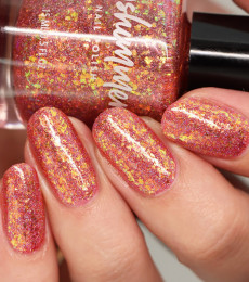 KBShimmer Endless Summer Flakie Collection Anything is Popsicle
