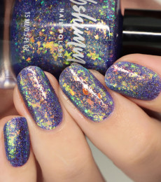 KBShimmer Endless Summer Flakie Collection Zoom With A View