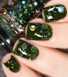 Colores de Carol Nailpolish -  Once Upon A Fall Collection - Leaves are Falling