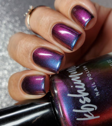 KBShimmer - RV There Yet ? Collection - Lights Out Nail Polish
