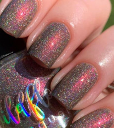 Wildflower Lacquer - Happy Little Polishes Collection-Little Creatures