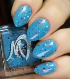 Nailland Exclusive- Mystery Polish- Daisy
