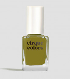 Cirque Colors - Glazed Collection - Olive Jelly Nailpolish