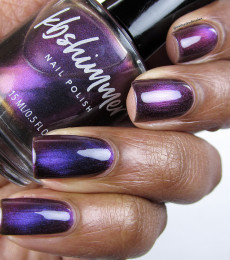 KBShimmer Nailpolish - Orbits And Pieces Duochrome Magnetic Polish