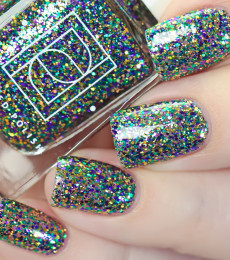 Painted Polish - Countdown to Carnival Collection - I Like Big Beads