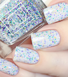 Painted Polish - Countdown to Carnival Collection - King Cake by the Ocean