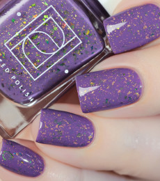 Painted Polish - Countdown to Carnival Collection - Mardi in the USA