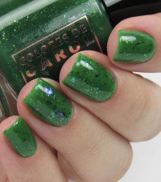 Colores de Carol Nailpolish - I'll be Home For Holidays Collection - Secret Santa