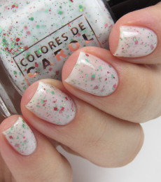Colores de Carol Nailpolish - I'll be Home For Holidays Collection - Mistletoe Motel