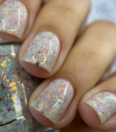 Cuticula Naillacquer - Shattered Fantasy Collection - Pegasus Wings