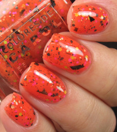Colores de Carol Nailpolish -  Be Afraid...Be Very Afraid Collection - Hannibal