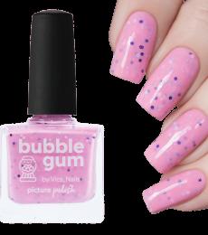 Picture Polish Bubble Gum
