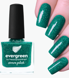 Picture Polish Evergreen