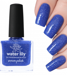 Picture Polish Water Lily