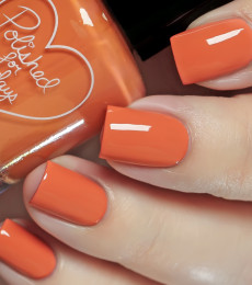 Polished For Days - Cozy Collection - Pumpkin Patch