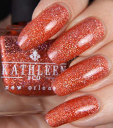 Kathleen& Co Polish - Creatures Of The Night  & Fall  Collection - Pumpkin Spice