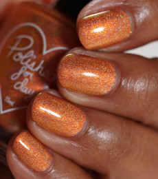 Polished For Days - Autumn Collection -Pumpkin Spice