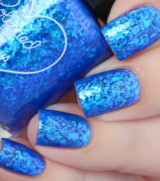 Polished For Days Polish - Wonderful World of Color Collection - Under The Sea