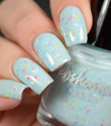 KBShimmer - Salt Water Sassy Nail Polish