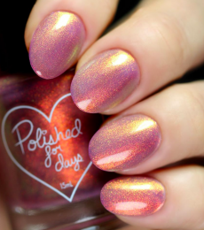 Polished For Days - Briar Rose