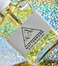 Ethereal Lacquer - Matterhorn 'dark garden wedding' nourishing oils