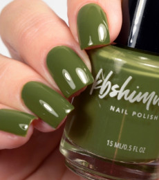 KBShimmer Nail Polish Thyme On My Hands