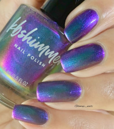 KBShimmer - Enchanted Forest Collection- No Illusions Nail Polish