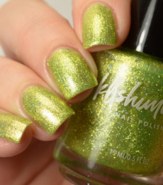 KBShimmer Taupe Notch Nail Polish