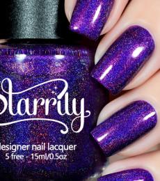 Starrily Nailpolish Ultraviolet