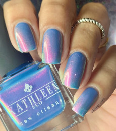 Kathleen& Co Polish - 2021 Spring Shimmers- Cornflower