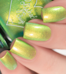 Polished For Days Polish - Wonderful World of Color Collection - Impressive Wingspan