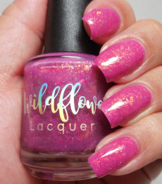 Wildflower Lacquer - Kois from The Swamp Collection - Love to be Bayou