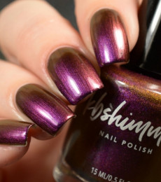 KBShimmer Wine Not? Nail Polish