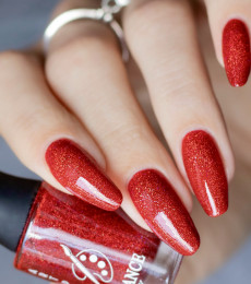 Xdance Sky Nailpolish - #309 Forbidden Red